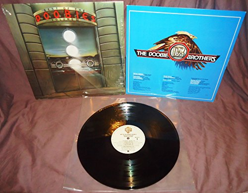 The Doobie Brothers - Best Of Volume II LP - 1st Edition Pressing Vinyl Record Complete with Original Inner Sleeve - Warner Bros Catalog # BSK 3612 1981 Michael Mcdonald Kenny Loggins Rock EX/EX (Best Of The Doobie Brothers Volume 2)