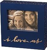Primitives by Kathy Box Frame - I Love Us
