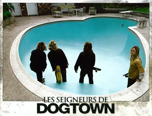 Lords of Dogtown POSTER Movie (11 x 14 Inches - 28cm x 36cm) (2005) (French Style H) ()