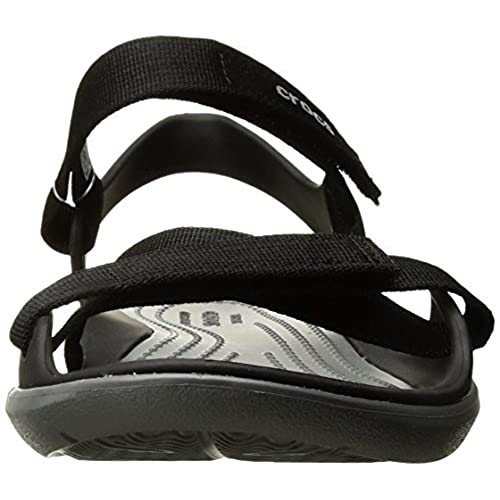 d6b89ccc3f93 Crocs Women s Swiftwater Webbing W Flat Sandal low-cost - appleshack ...