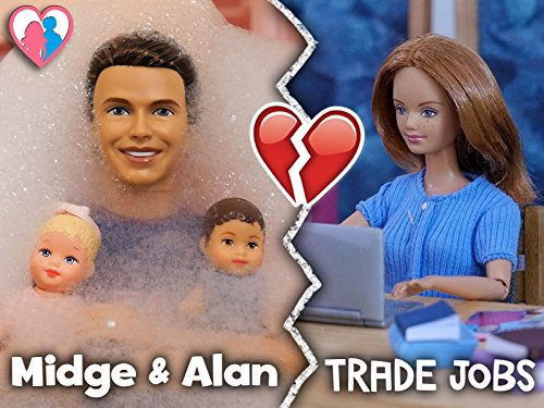 Midge & Alan Trade Jobs (Life After Being A Stay At Home Mom)