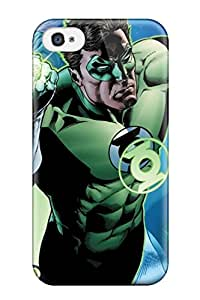 Iphone 4/4s Case Premium Protective Case With Awesome Look Green Lantern