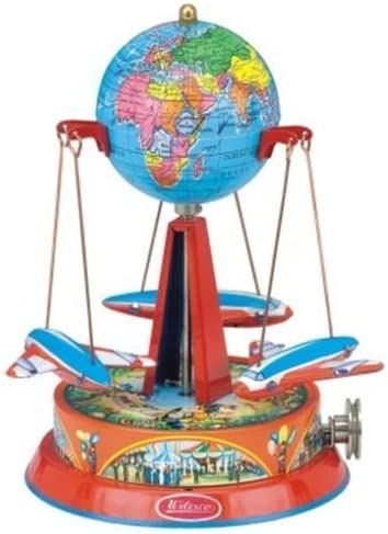 Wilesco M71 Roundabout with Globe for Toy Steam Engines by Wilesco