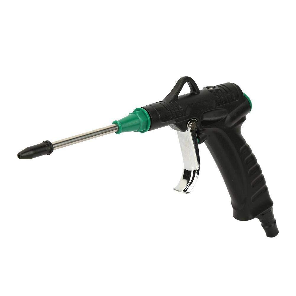 Short Nozzle 11cm // 4.33inch Tipo de Pistola Neum/áTica Pistola de Aire Comprimido Tipo Pistola Comprimido de Limpieza Compresor Para La Eliminaci/óN de Polvo Con Extensi/óN