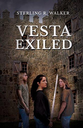 Vesta Exiled: Vesta Colony Book One