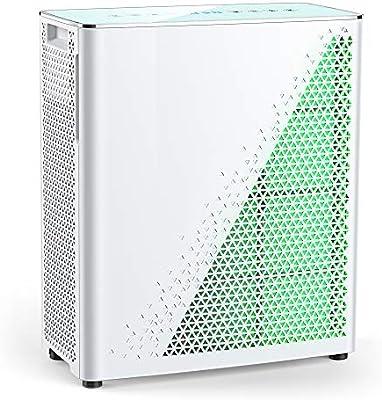 Elechomes UC3101 Purificador de aire con filtro HEPA verdadero ...