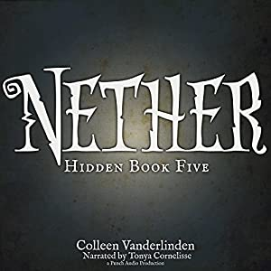 Nether: Hidden Book Five Audiobook