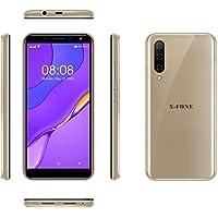 """Celular Smartphone Fly X-Fone Pro Dual Chip 1X8GB RAM 5,5"""" (Lindo e Barato) (dourado)"""