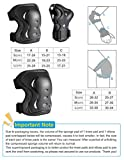 boruizhen Kids & Adult/Youth Knee and Elbow Pads