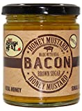 Bacon Brown Sugar Honey Mustard - Sauce, Dressing, Pretzel Dip - Mild by Just Enough Heat