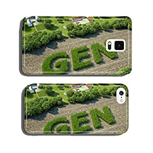 Field with Scripture cell phone cover case iPhone5
