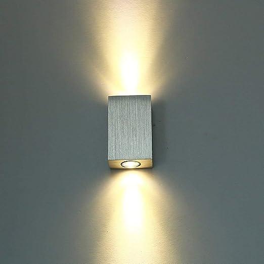LED Lampada muro esterno esterno lanea LAMPADA LAMPADE mondo Illuminazione Esterna Lampada Parete ip44