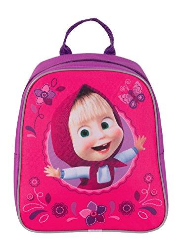 Preschool Backpack Masha and the Bear (9.8inch) Small Kids Bag Kindergarten