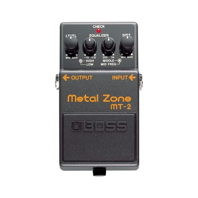 リンク:MT-2 Metal Zone