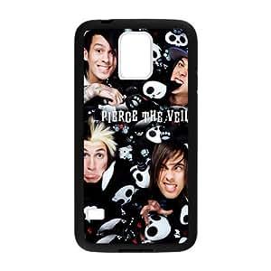 diy case Pierce the Veil Series Case&Cover For Samsung Galaxy S5 -Black