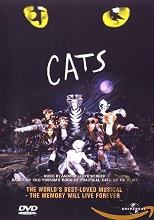 Cats [DVD]: Amazon co uk: MUSICAL: DVD & Blu-ray