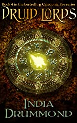 Druid Lords (Caledonia Fae, Book 4)