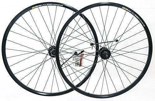 Shimano Deore M475 Mavic XM119 29er/700c MTB Bike Wheelset Disc QR 32H UCP NEW