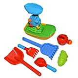 Beach Boat Toy /Sand and Water Boat Playset,Summer - Best Reviews Guide