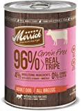 Merrick Grain Free Real Tripe Dog Food, 13.2 Ounce Can, 12 Count Case, My Pet Supplies