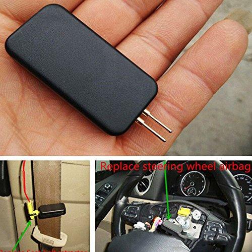 Majome voiture auto v/éhicule airbag Simulator /Émulateur Diagnostic testeur de SRS Outil de r/éparation