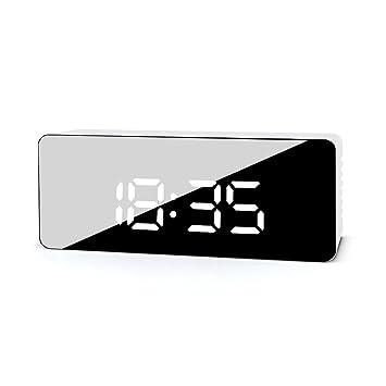 Clever Mirò Tischuhr Mit Alarmfunktion Weitere Uhren