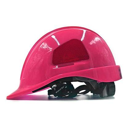Casco de seguridad Ingeniería Construcción Casco-ABS Proyecto de construcción Sitio de construcción Luz anticolisión