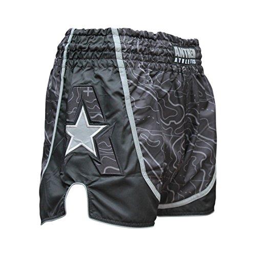Anthem Athletics INFINITY Muay Thai Shorts - Kickboxing, Thai Boxing, MMA - Topography - Medium