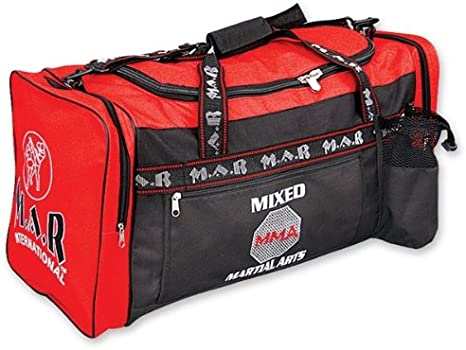 M.A.R InternationalLtd Kickboxing Kit Bag Mixed Martial Arts Sports Bag Training Holdall Supplies /& Fitness Gym Bag Equipment Gear