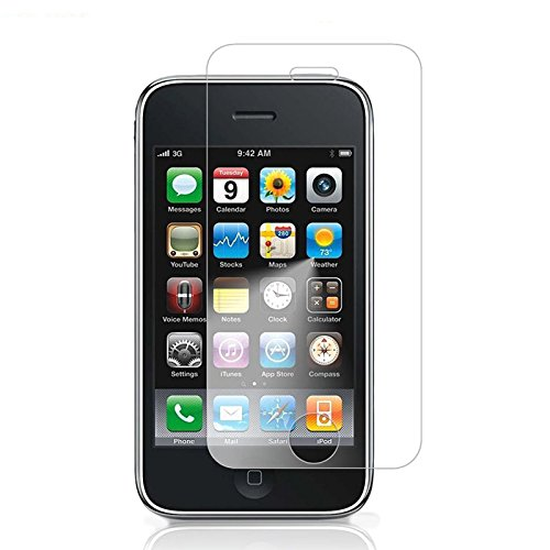 底間欠債務者iPhone 3G/3GS ガラスフィルム