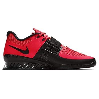 1bf90bc04ae95b Nike Unisex Adults Romaleos 3 Gymnastics Shoes  Amazon.co.uk  Shoes ...