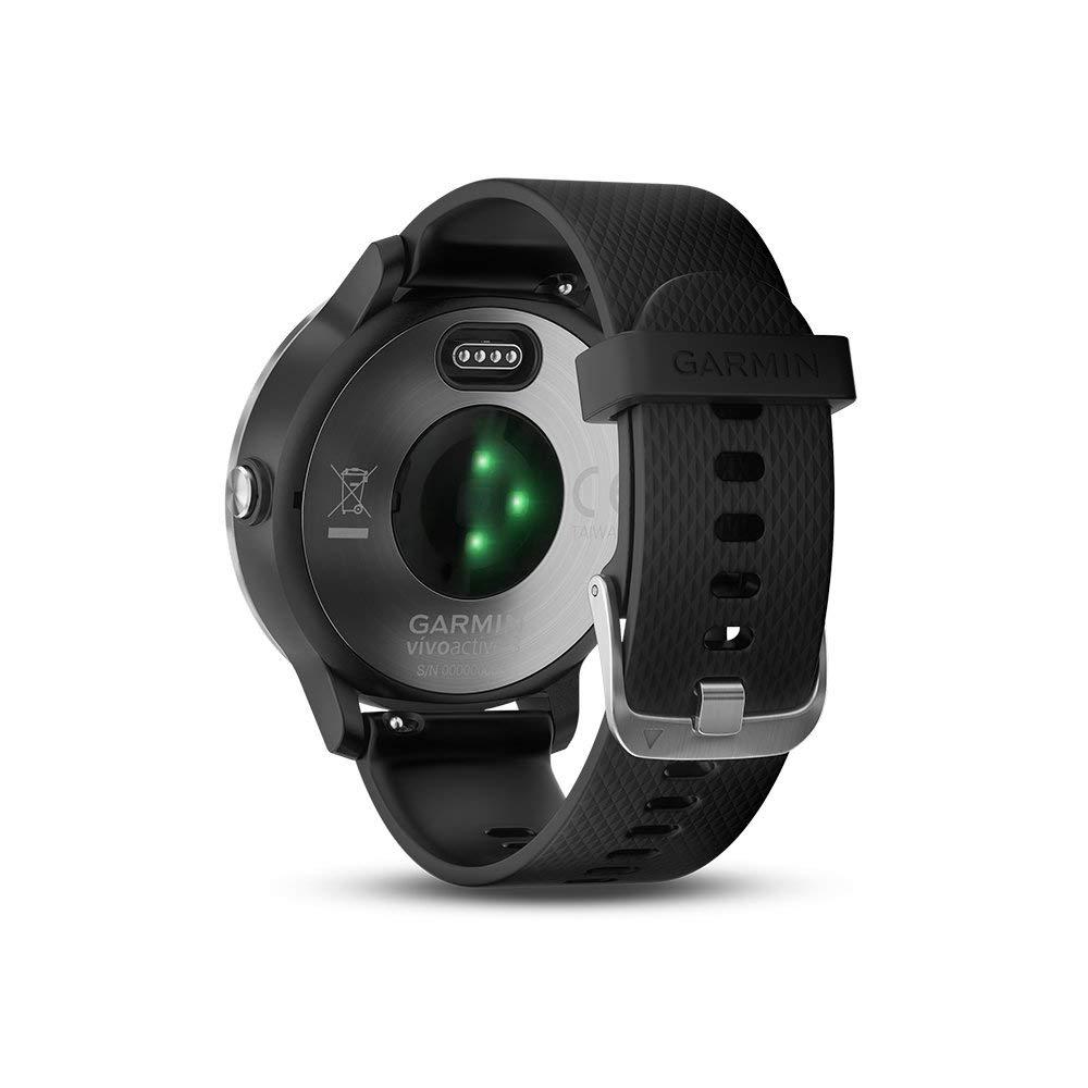 Smartwatch GARMIN Vivoactive 3 1,2in GPS Waterproof 5 ATM ...