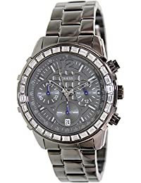 Guess Men's U0016L3 Black Stainless-Steel Quartz Watch