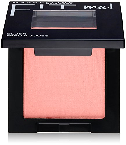 - Maybelline Fit Me Blush, Peach, 0.16 Ounce