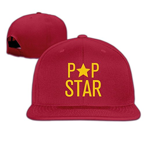 [Custom Unisex-Adult American Film Casual Baseball Hats Caps Red] (Dancing With The Stars Costumes Designs)