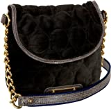 Juicy Couture Fashion Velour Quilted Cross-Body