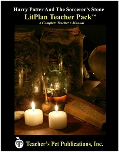 - Harry Potter and the Sorcerer's Stone LitPlan - A Novel Unit Teacher Guide With Daily Lesson Plans (LitPlans on CD)