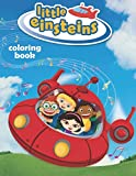 Little Einsteins Coloring Book: Coloring Book for Kids and Adults - 40 coloring pages