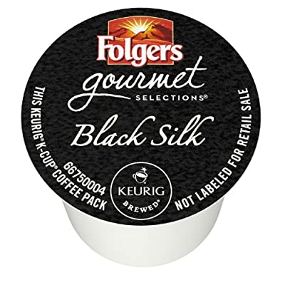 Folgers Classic Roast K-Cup Packs 12-Count (Pack of 6)