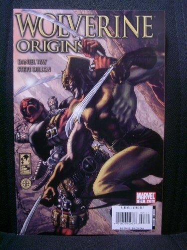 Wolverine Origins Deadpool Daniel Way product image