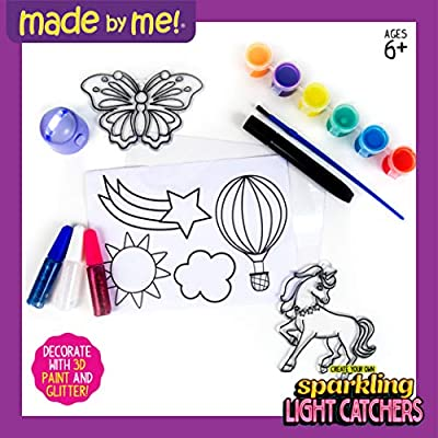 Made By Me Sparkling Light Catchers by Horizon Group USA Light Catcher: Toys & Games