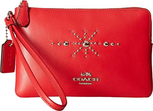 coach-womens-box-program-western-rivets-small-wristlet-sv-red-handbag