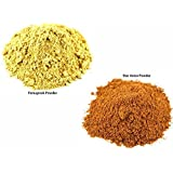 Jalpur Millers Spice Combo Pack - Fennel Seeds Powder 100g - Star Anise Powder 100g (2 Pack)