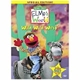 ELMOS WORLD-WILD WILD WEST (DVD)