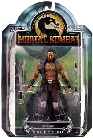 Jazwares Mortal Kombat Deception Noob Action Figure