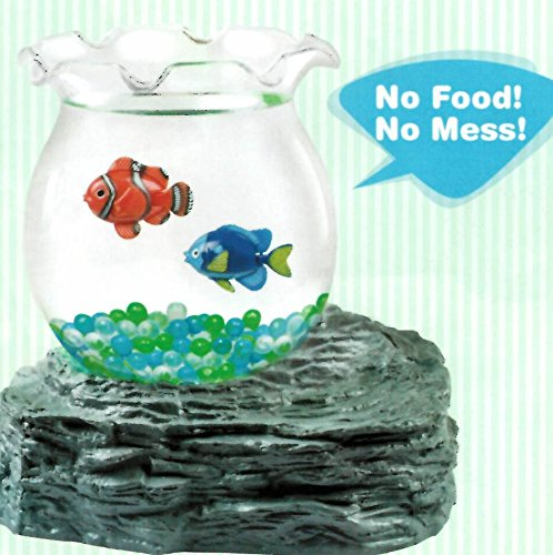 Fish bowls best fish bowls for Self cleaning fish tank walmart