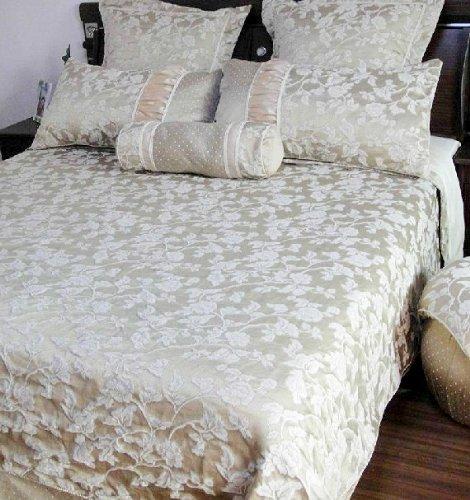 Mizone Brody 4 Piece Printed Microfiber Comforter Set