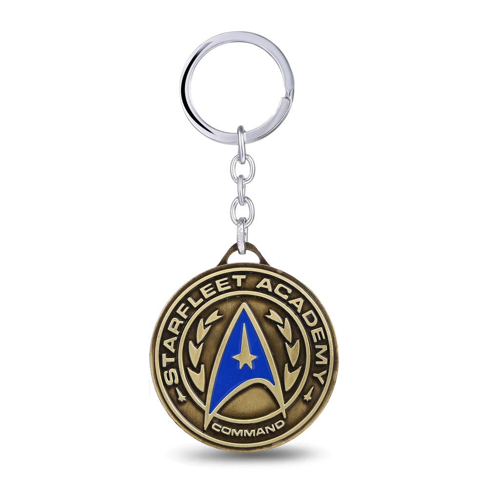 Value-Smart-Toys - Movie Gifts Star Trek Key Chain Bronze ...