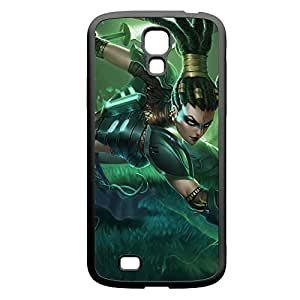 Nidalee-003 League of Legends LoL Diy For LG G2 Case Cover PC Black