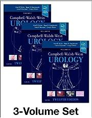 Campbell Walsh Wein Urology: 3-Volume Set
